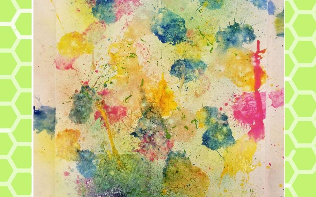 SUMMER ART CAMP: Color Splash!